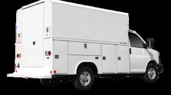 Houston Plumbing Services Van